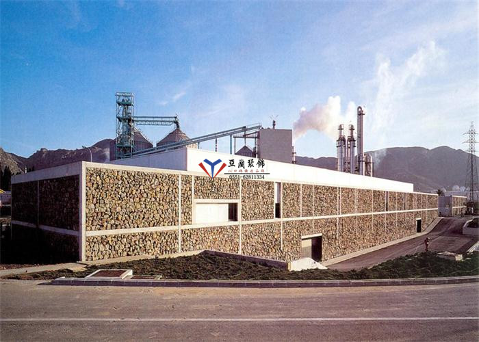 海源机械厂房